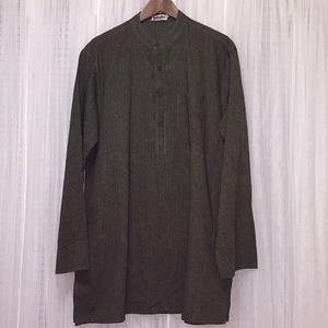 Other - Fabindia Men'd Long Sleeve Shirt Size 40